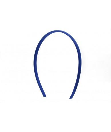 cerchietto per capelli colore blu