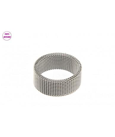 anello in acciaio